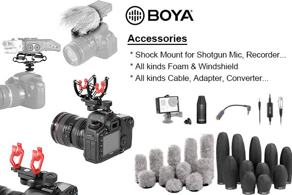 Boya Accessories