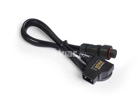 2 pin w. D-tap for FL400/800 metal