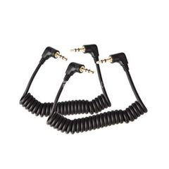 3.5mm Male TRS to 3.5mm Male TRS Output Cable (2 pack)