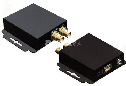 3G/HD/SD-SDI to HDMI Converter with Loopout