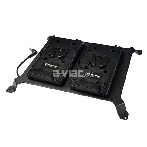 Dual V mount for LM800