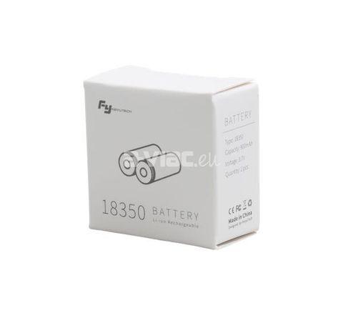 Gimbal battery 18350