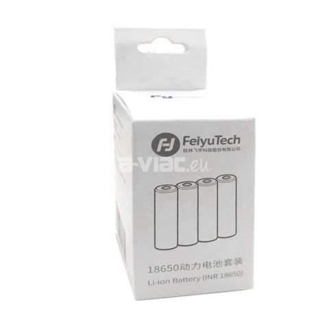Gimbal battery 18650 - 4pcs