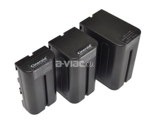 NP-F Li-Mn Battery Type